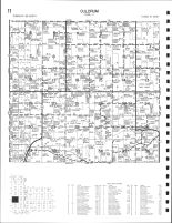 Culdrum Township, Flensburg, Morrison County 1987